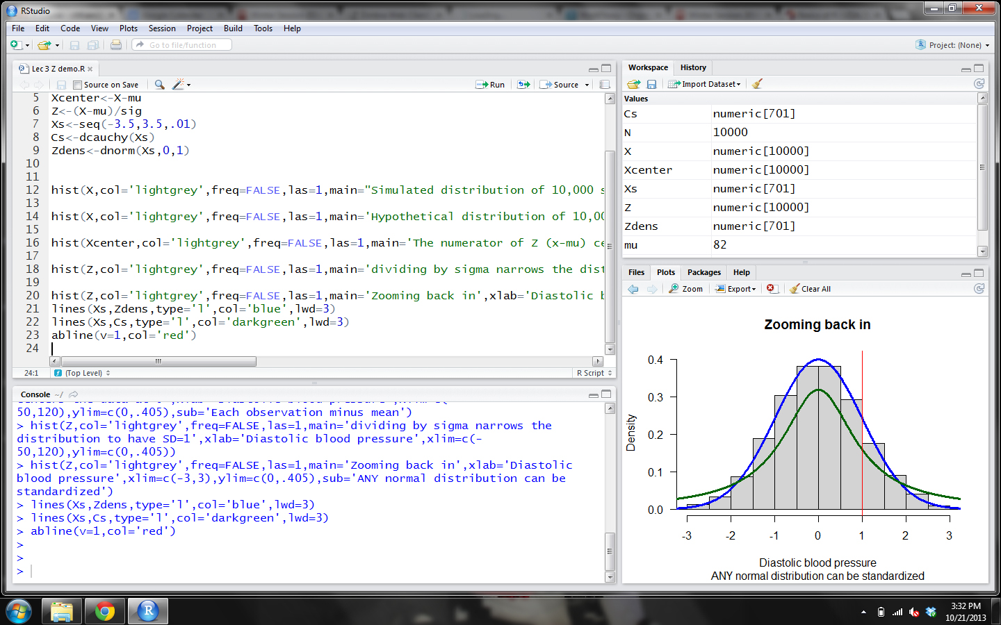 r programming Many quantitative analysts in finance use r as their main programming tool once you get the hang of it, it's good for everything from data import and cleaning.